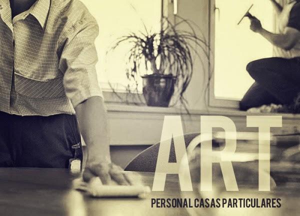 Servicio Doméstico Como contratar una ARTcasas particulares