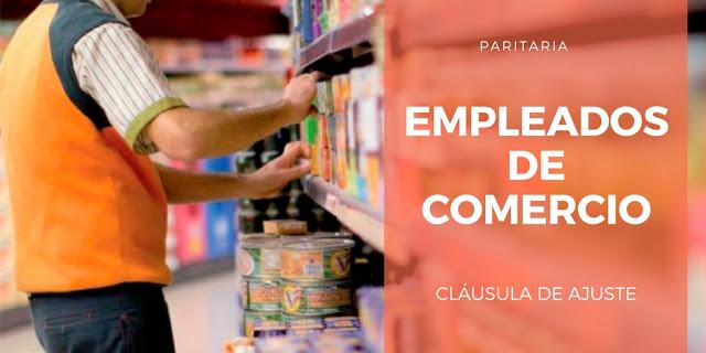"""Empleados de Comercio y la """"clausula gatillo"""""""